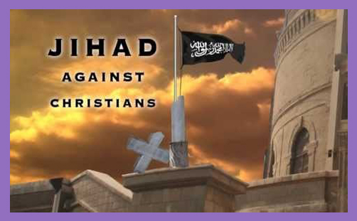 Jihad against Christians2