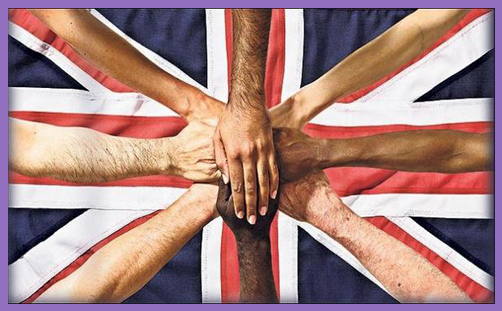 Union Jack - linked hands2