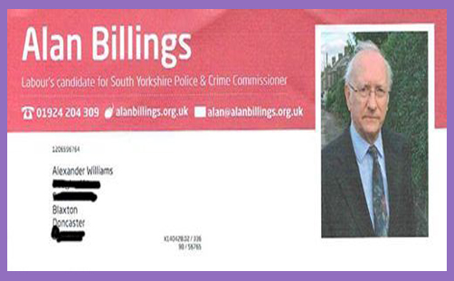 Alan Billings PCC2a