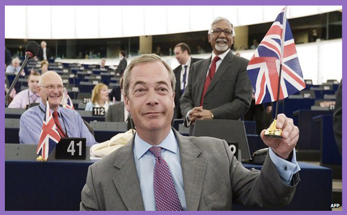 Nigel Farage - flag2