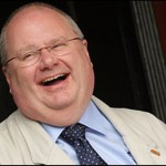 Eric Pickles very happy indeedy