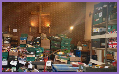Foodbank Church