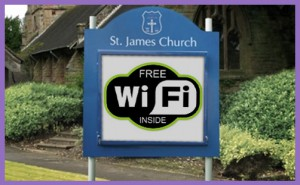 Wifi Church