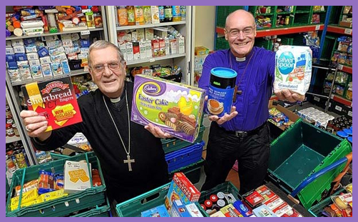 Foodbank Church Social Action
