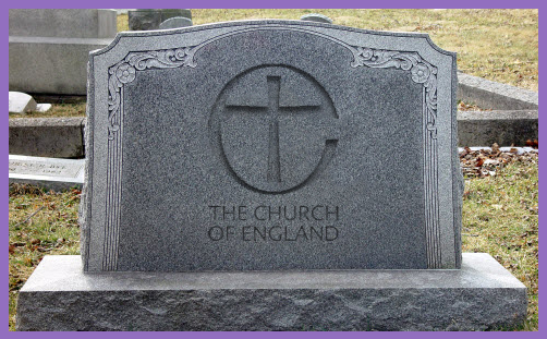 Church of England Grave