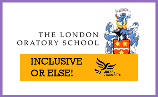 Lib Dem Faith Schools
