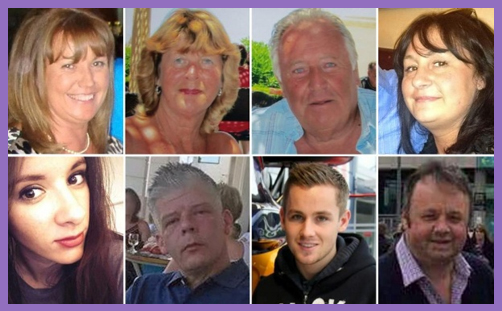Tunisia Victims