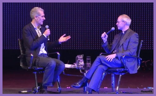Justin Welby Nicky Gumbel