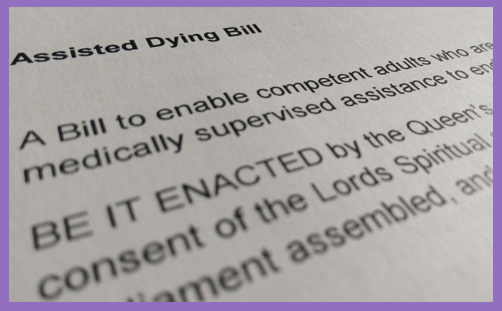 Assisted Dying Bill 2