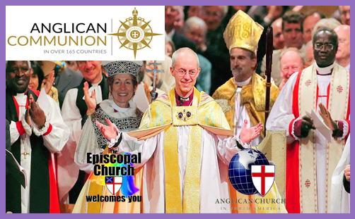 Welby breathes new life into the crumbling Anglican Communion