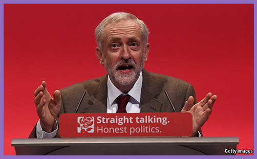 Jeremy Corbyn - straight talking 2