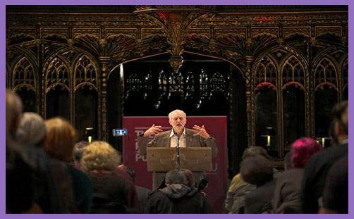 Jeremy Corbyn - manchester cathedral1a