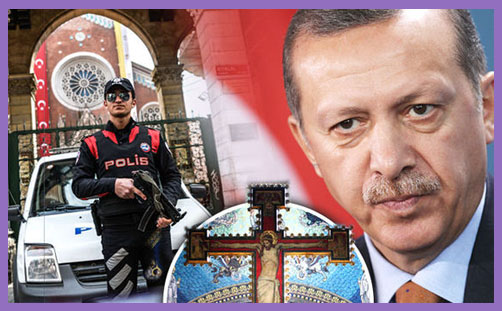 Turkey seizes churches 2