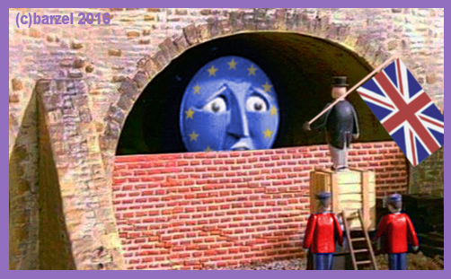 Thomas the EU engine