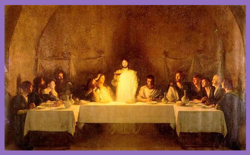 Last Supper - Maundy Thursday