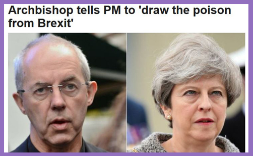 Welby poison Brexit