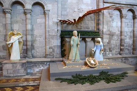 hereford cathedral crib
