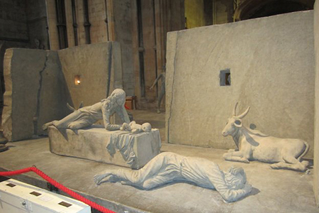 lincoln cathedral crib