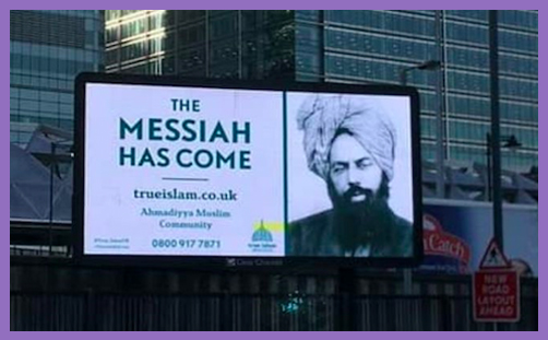 messiah has come