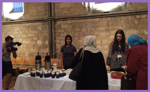 Iftar Southwark Cathedral