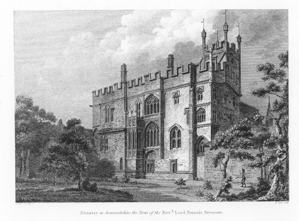 old deanery wells