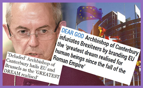 Welby EU greatest dream