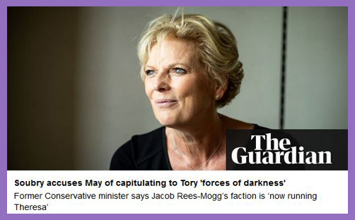 Soubry forces of darkness