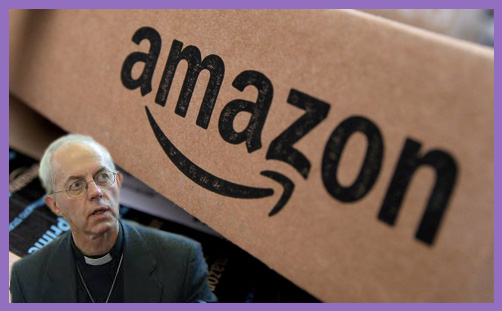 Welby Amazon social justice church investment