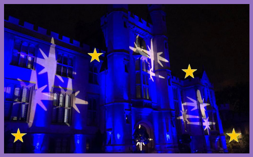 Lambeth Palace - follow the star Brexit colloquium