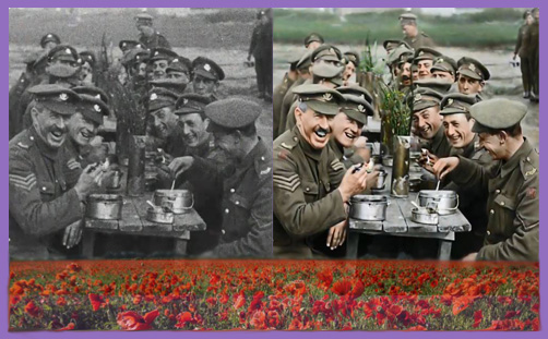 armistice 100 they shall not grow old