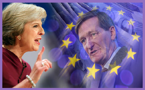 Theresa May Dominic Grieve Brexit sacred duty