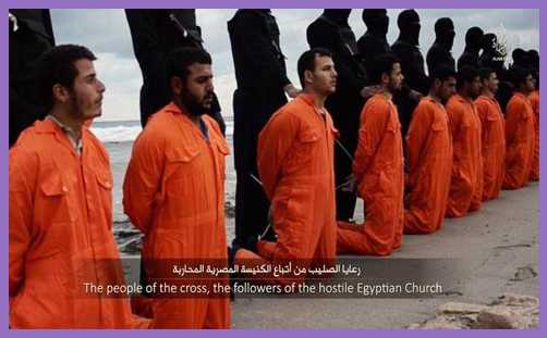 ISIS murder Copts2