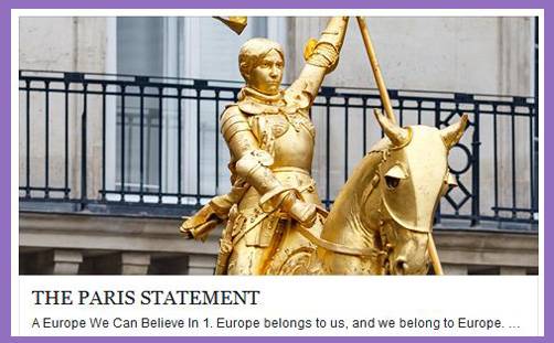 paris statement