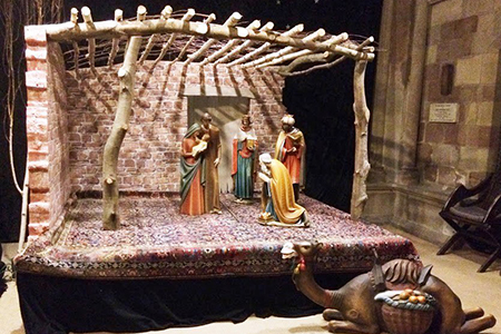 lichfield cathedral crib