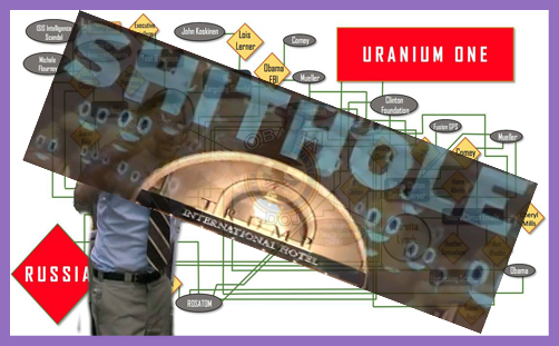 uranium one shithole countries