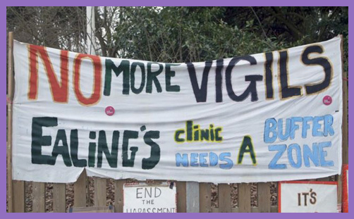 safe zones abortion clinic