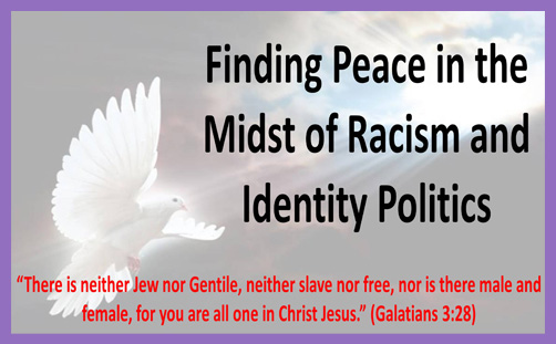 identity politics church christians
