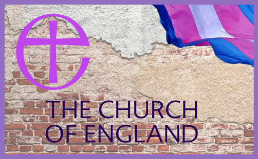Gender Recognition Act Church of England Trans same-sex gay marriage