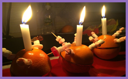 childrens society christingle song
