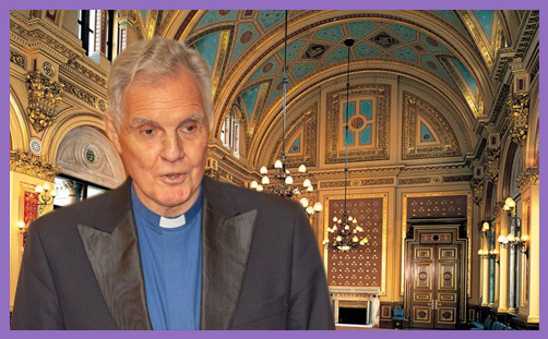 Jonathan Aitken sermon Foreign Office