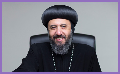 Archbishop Angaelos Christophobia