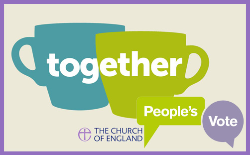 CofE brexit prayer together peoples vote