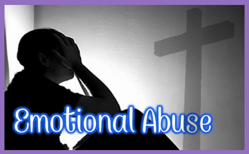 emotional abuse church