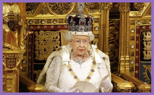 Queen Parliament Royal Assent Brexit