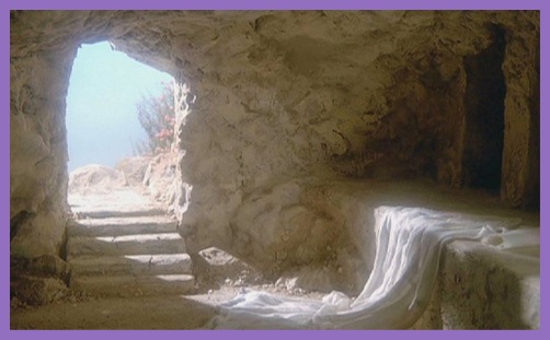 resurrection jesus empty tomb