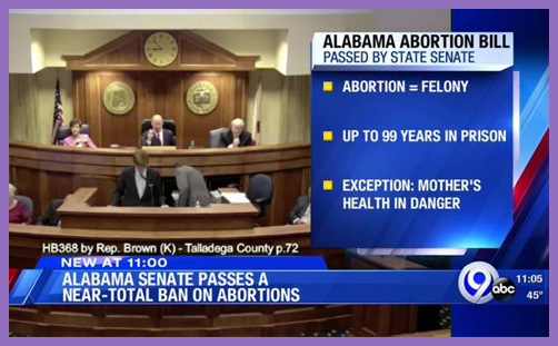 abortion alabama