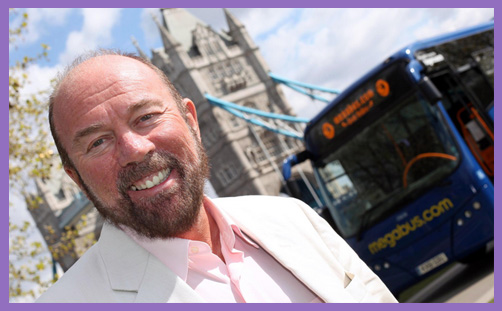 Sir Brian Souter Stagecoach