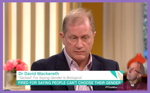 dr david mackereth court church of england transgender