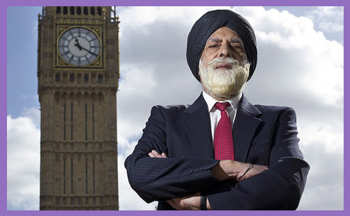 lord singh bbc thought for the day