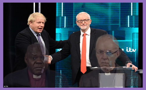 johnson corbyn itv debate